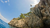 South Mallorca Coasteering Experience with Transfers , Mallorca, Climbing