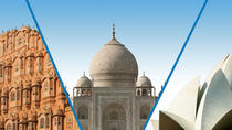 3 Days Golden Triangle Tour from Delhi, Agra, Cultural Tours