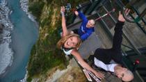 Salto no Shotover Canyon Swing, Queenstown, Adrenaline & Extreme