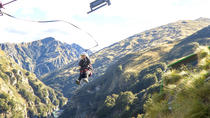 Shotover Canyon Flying Fox from Queenstown, Queenstown, Adrenaline & Extreme