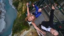 Shotover Canyon Swing, Queenstown, Adrenaline & Extreme