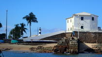 Boat trip to the sunset on the waterfront of Salvador, Salvador da Bahia, Day Cruises