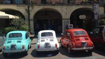 2.5-Hour Self Drive Vintage Fiat 500 Experience with Breakfast or Gelato, Florence, Cultural Tours