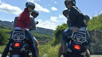 Full day Vespa Tour with lunch, Florence, Vespa, Scooter & Moped Tours