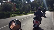 Vespa Tour on Florentine Hills