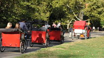 Private Central Park Pedicab Tour with Photoshoot, New York City, City Tours