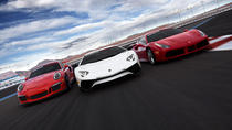 Exotic Car Driving Experiences at Las Vegas Motor Speedway, Las Vegas, Adrenaline & Extreme