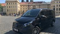 Private Mini Coach Transfer from Prague to Ceske Budejovice for up to 8 people, Prague, Bus &...