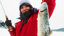 3-Hour Yukon Ice-Fishing Tour from Whitehorse, Whitehorse, Kayaking & Canoeing