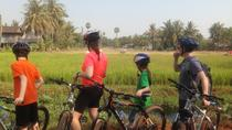 Short Cycling at Countryside, Siem Reap, City Tours