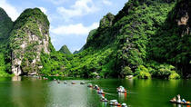 LUXURY TRANG AN - HOA LU - MUA CAVE 1 DAY - PRIVATE TOUR, Hanoi, Private Sightseeing Tours