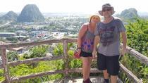 Halfday DaNang city Tour with Marble Mountain, Lady Buddha Statue, Dragon Bridge, Da Nang, Day Trips
