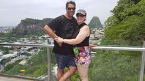 Private Day Trip to Visit MARBLE MOUNTAIN, LADY BUDDHA STATUE & HAI VAN PASS, Da Nang, Bus &...