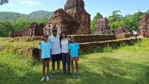 Private MY SON EARLY MORNING TOUR Departure from DA NANG CITY or HOI AN CITY, Da Nang, Airport &...