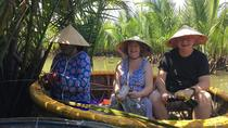 Private Tour to My Son Holyland with Authentic Lunch, Foot massage & Basket Boat, Hue, Private...