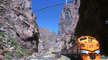 Canon City Whitewater Rafting Experience with Train Ride, Cañon City, White Water Rafting & ...