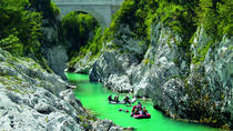 Emerald River and Kozjak Waterfall Small-Group Day Trip, Ljubljana, Day Trips