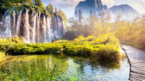 Excursion to Plitvice Lakes National Park From Zagreb, Zagreb, Day Trips