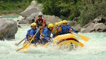 Sava River Rafting and Lake Bled Day Trip, Ljubljana