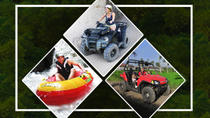 Bali Quad and Buggy Discovery Tour Including Round-Trip Transfer, Bali, 4WD, ATV & Off-Road Tours