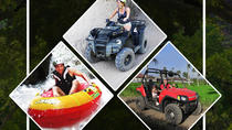 Quad or Buggy Tour with Canyon Tubing Adventure in Bali, Ubud, 4WD, ATV & Off-Road Tours
