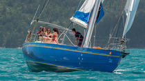 Whitsundays Sailing Experience on America's Cup Yacht Southern Cross, Airlie Beach, Cultural Tours