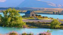 Lake Tekapo and Lake Pukaki Day Tour, Christchurch, Day Trips