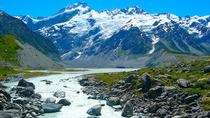 Mount Cook Private Day Tour via Lake Tekapo including Lunch, Christchurch, Day Trips