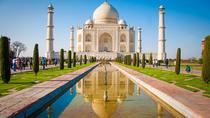 Overnight Private Taj Mahal Tour from Delhi with Sunrise and Sunset, New Delhi, Overnight Tours