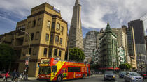 1 Day San Francisco Hop-On Hop-Off Bus, Madame Tussauds, 7D Experience, San Francisco, Hop-on ...