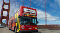 City and Sea Adventure: 1 Day Hop-On Hop Off Pass and San Francisco Bay Cruise, San Francisco,...