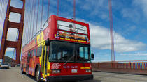 City and Sea Adventure: Hop-On Hop Off Tour Package Including San Francisco Bay Cruise, San...