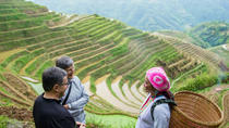 Mini Group Day Tour: Longji Rice Terraced Fields and Minority Villages Tour, Guilin, Bus & Minivan ...