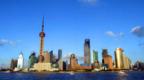 Panoramic Shanghai In One Day Tour with Lunch, Shanghai, null