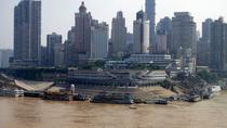 Private Departure Transfer: Chongqing Hotel to Chongqing Chaotianmen Cruise Pier, Chongqing, Port...