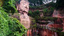 Private Panda and Leshan Giant Buddha Day Tour from Chengdu by Bullet Train, Chengdu, Rail Tours