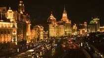 Private Tour: Shanghai at Night with Acrobatic Show, Shanghai, Walking Tours