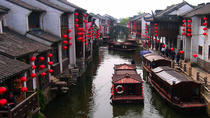Zhouzhuang and Jinxi Water Town Tour From Shanghai, Shanghai, Private Day Trips