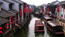 Zhouzhuang and Jinxi Water Town Tour From Shanghai, Shanghai, Day Trips