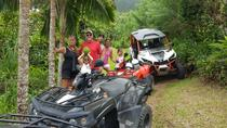 Sunny Blue Rentals in St Kitts for ATV and Dune Buggy Combo Tours, St Kitts, 4WD, ATV & Off-Road...