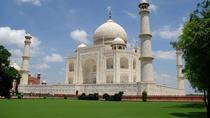 Taj Mahal & Agra Fort full day tour by air conditioned transport, New Delhi, Full-day Tours