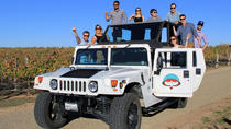 Santa Ynez Wine Tour in Open-Air Hummer, Santa Barbara, Wine Tasting & Winery Tours