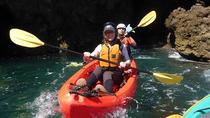 Sea Cave Kayaking at Channel Islands National Park, Santa Barbara, null