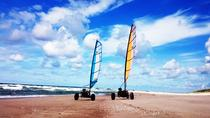 Wild Beach single handed Blokart Safari, Klaipeda, 4WD, ATV & Off-Road Tours