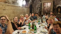 Jewish Ghetto and Campo de' fiori Wine Sightseeing and Food Tour, Rome, Wine Tasting & Winery Tours