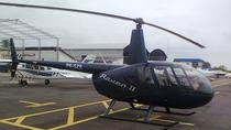 Helicopter flight, Manaus, Helicopter Tours