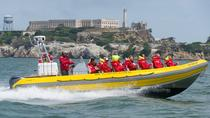 Alcatraz and San Francisco Bay Sightseeing Boat Tour, San Francisco, Helicopter Tours