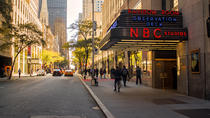Visite des sites de séries TV et de films et visite officielle des studios NBC, New York, ...
