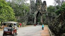 Full Day Angkor Tours In Tuk Tuk & Private Guide, Sunrise Angkor Wat, Angkor Thom & Ta Prohm, Siem ...