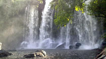 Private Day Trip To Phnom Kulen Paradise Waterfall and Moped Ride, Siem Reap, Attraction Tickets